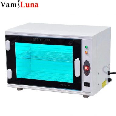 74 $ avec coupon pour VamsLuna 8L UV Tool Sterilizer Cabinet with Timer de GEARBEST