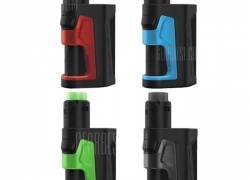 $79 with coupon for Vandy Vape Pulse Dual 18650 Squonk Kit – GREEN from GearBest