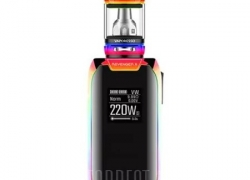 $72 with coupon for Vaporesso Revenger X 220W TC Kit with NRG Tank from GearBest