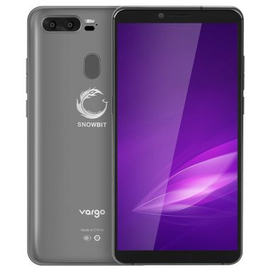 €123 with coupon for Vargo LFY5701 5.7 Inch HD+ 3500mAh 6GB RAM 128GB ROM MTK6757 2.4GHz Quad Core 4G Smartphone – Gray from BANGGOOD