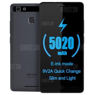 GearBest gelen Vernee Thor E 85G Smartphone AB depo için kupon ile $ 4