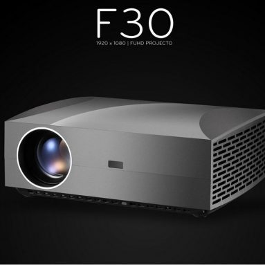 € 142 na may kupon para sa VIVIBRIGHT F30 LCD Projector 4200 Lumens Buong HD 1920 x 1080P Suporta sa 3D Home Theatre Video Projector USA EU ES CZ WAREHOUSE mula sa BANGGOOD