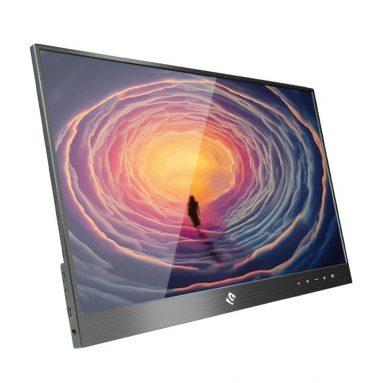 € 145 với phiếu giảm giá cho WEICHENSI DQ8-15.6C 15.6 inch Màn hình máy tính chơi game cầm tay Màn hình cảm ứng Màn hình USB C Hiển thị cho máy tính bảng từ BANGGOOD