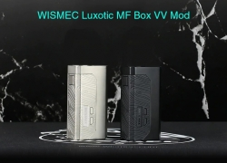 €46 with coupon for WISMEC Luxotic MF Box VV Mod – BLACK from Gearbest