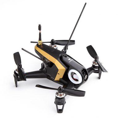 $ 177 với phiếu giảm giá cho Walkera Rodeo 150 RC Quadcopter - BLACK từ GearBest