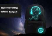 $11 with coupon for Waterproof Outdoor Backpack for Holding Stuff – BLACK WITHOUT ANTI-THEFT LOCK from GearBest