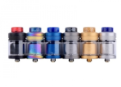 $23 with coupon for Wotofo Serpent Elevate RTA – BLACK from GearBest