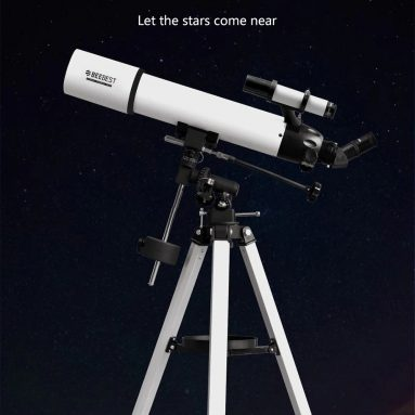 $269 with coupon for XA90 Twilight Monocular High-definition Low-light Night Vision Astronomical Telescope from Xiaomi youpin – WHITE from GearBest