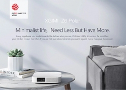 $529 with coupon for XGIMI Z6 Smart Projector from GEARBEST