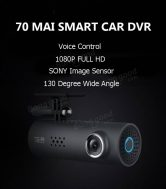 €26 with coupon for XIAOMI 70MAI Smart Car DVR EU US Version from BANGGOOD