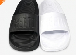 €9 with coupon for XIAOMI FREETIE LOGO Women Men Couple Anti-skid Sandals Beach Shoes Sports Slippers from BANGGOOD