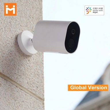 €60 with coupon for [International Version] XIAOMI IMILAB EC2 1080P Smart Wireless Battery IP Camera Waterproof Outdoor Camera AI Moving Detection Infrared Nighte Version Baby Monitors – 1 x Camera 1 x Gateway from EU CZ warehouse BANGGOOD