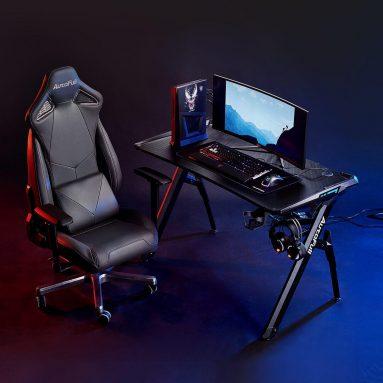 254 אירו עם קופון לשולחן משחקי עכביש מכניים XIAOMI עם נשימה RGB אור אוטומטית מלא ארגונומי שולחן מחשב שולחני מחשב שולחני מחשב ממחסן EU CZ BANGGOOD