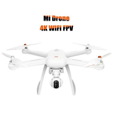 €341 with coupon for Xiaomi Mi Drone WIFI FPV With 4K 30fps & 1080P Camera 3-Axis Gimbal RC Drone Quadcopter – 4K from BANGGOOD