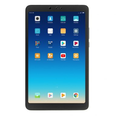 €182 with coupon for XIAOMI Mi Pad 4 4GB+64GB Original Box Snapdragon 660 8″ MIUI 9 OS Tablet PC Global Version – Black from BANGGOOD