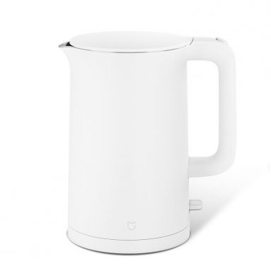 €27 with coupon for XIAOMI Mijia 1.5L Electric Water Kettle 304 Stainless Steel 1800W Water Kettle LED Light Water Boiler from CZ WAREHOUSE BANGGOOD