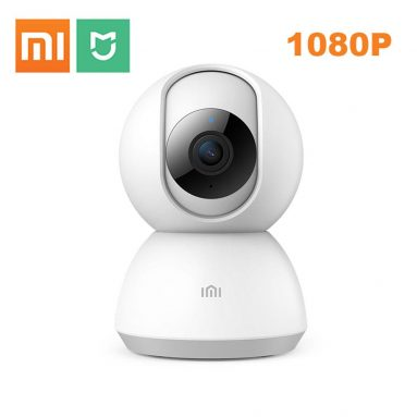 €29 with coupon for XIAOMI Mijia C90655 1080P PT 360° IP Camera from BANGGOOD