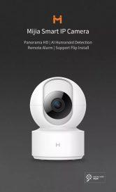 XIAOMI Mijia H.26 265P 1080 ° 쿠폰이 포함 된 360 Night Version 스마트 AI IP 카메라 홈 베이비 모니터 BANGGOOD의 팬 틸트 웹캠
