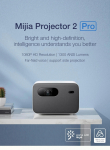 €617 with coupon for [Global Version] XIAOMI Mijia Mi Smart Projector 2 Pro WIFI LED Full HD Native 1080P Certificated Google Assistant Android TV Netflix YouTube 1300 ANSI Lumens Senseless Focus All Directional Auto Keystone Correction from BANGGOOD