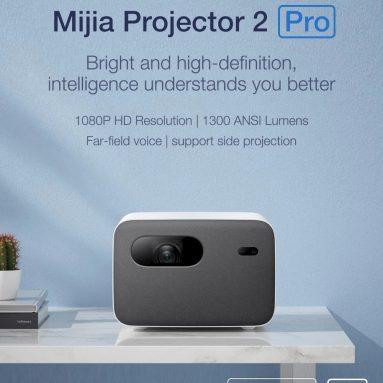 € 619 dengan kupon untuk Xiaomi Mijia Projector 2 Pro International Edition dari gudang UE GSHOPPER
