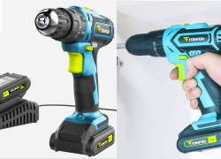€51 with coupon for XIAOMI Tonfon 3 In 1 12V Rechargable Electric Screwdriver Power Driver Impact Drill with Bits from BANGGOOD