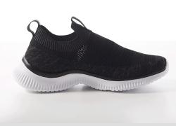 € 26 với phiếu giảm giá cho XIAOMI Uleemark 2.0 Giày thể thao đi bộ Giày thể thao Giày chống trượt Giày đệm thoáng khí Giày mềm thông thường - Màu đen từ BANGGOOD
