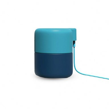 €12 with coupon for XIAOMI VH 480ML USB Desktop Humidifier Silent Air Purifier Aroma Diffuser – Blue from BANGGOOD