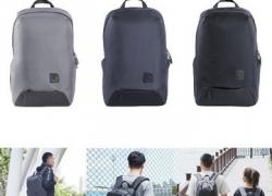 $ 35 kupon ile XIAOMI Su Geçirmez Sırt Çantası Klasik Iş Sırt Çantaları için 23L Kapasite Soğutma Dekompresyon Öğrenciler Laptop Çantası Erkek Kadın Seyahat Çantaları