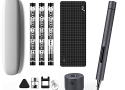 €29 with coupon for XIAOMI Wowstick 1F+ 64 In 1 Electric Screwdriver Cordless from BANGGOOD