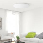 € XIAOMI için Kuponlu 148 Yeelight JIAOYUE YLXD02YL 650 Çevresel Aydınlatma LEDli Tavan Lambası WiFi Bluetooth - GEARBEST'ten beyaz Abajur AB depo