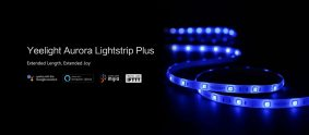 €23 with coupon for XIAOMI Yeelight YLDD04YL 2M Smart LED Strip Light EU Plug Kit from BANGGOOD