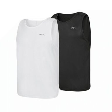 €8 with coupon for XIAOMI ZENPH Mens Quick Dry Breathable Sleeveless Comfortable Fitness Sports Vest from BANGGOOD