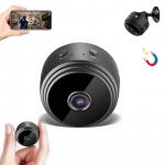 11 € cu cupon pentru XIAOVV A9 1080P HD Mini WIFI AP USB IP Camera 150 ° Wide Angle Hotspot Connection Wireless DVR Cameră video de noapte Cameră video Baby Monitor pentru siguranță la domiciliu - Negru de la BANGGOOD