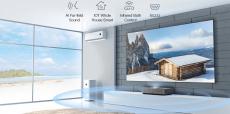 € 2959 עם קופון למקרן XM Ecosystem WEMAX APPOTRONICS D30 L306ACF אמיתי 4K UHD מקרן קולנוע לייזר קולנוע אולטרה קצר לזרוק 12500 ANSI לומן 400nit HDR10 ALPD 3.0 חכם FENGMI OS מערכת אנדרואיד WIFI Bluetooth מובנה Dolby DTS סאונד מקרן קולנוע ביתי ממחסן CZ האיחוד האירופי BANGGOOD