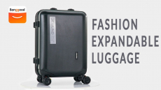 €33 with coupon for XMUND XD-XL7 20inch Travel Trolley Suitcase from EU CZ warehouse BANGGOOD