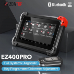 € 549 com cupom para XTOOL EZ400pro Car OBD2 Diagnostic Tool Scanner Automotive Code Reader Testador Key Programmer ABS Airbag SAS EPB DPF Oil Functions from BANGGOOD