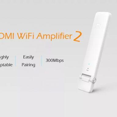 € 9 na may kupon para sa [Global bersyon] XiaoMi WiFi Ranger Xiaomi 2nd 300Mbps Wireless WiFi Repeater Network Wifi Router Extender Expander mula sa BANGGOOD