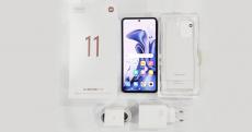 549 € med kupong för Xiaomi 11T Smartphone Global Version 8/256GB från EU -lagret GOBOO