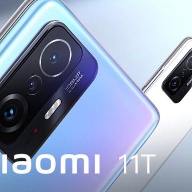 487 € με κουπόνι για Xiaomi 11T Global Version 6.67 ιντσών 120Hz AMOLED 8GB 256GB Dimensity 1200 Ultra 67W Fast Charge NFC Octa Core 5G Smartphone από την BANGGOOD