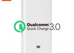 €18 with coupon for Xiaomi 20000mAh Quick Charge MI Power Bank 2C from BANGGOOD
