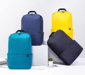 €15 with coupon for Xiaomi 20L Backpack Level 4 Water Repellent 15.6inch Laptop Bag Men Women Travel Bag Rucksack from BANGGOOD