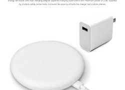 $28 with coupon for Xiaomi 20W Qi Wireless Charger & 27W Fast Charger Adapter with 1m Type-C Cable Set from GEARVITA