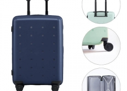 €62 with coupon for Xiaomi 20inch Youth Version Suitcase 36L TSA Lock Spinner Wheel Carry On Luggage Case Outdoor Travel from BANGGOOD
