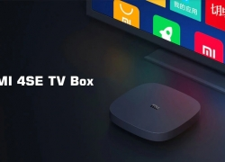 $ 46 na may kupon para sa Xiaomi 4SE TV Box mula GEARBEST