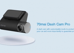$ 47 med kupon til Xiaomi 70mai Dash Cam Pro HD-bil DVR-kamera Global version fra GEARVITA