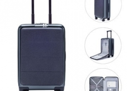 €101 with coupon for Xiaomi 90FUN 20inch Business Travel Luggage 36L TSA Lock Aluminum Alloy Spinner Wheel Suitcase Carry on Suitcase from BANGGOOD