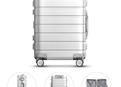 €178 with coupon for Xiaomi 90FUN 20inch Travel Luggage 31L TSA Lock Aluminum Alloy Spinner Wheel Suitcase Carry On Suitcase from BANGGOOD