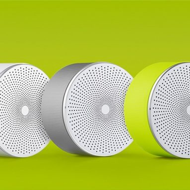 $6 with coupon for Xiaomi AI Portable Wireless Speaker Bluetooth 4.2 Global Version from GEARVITA