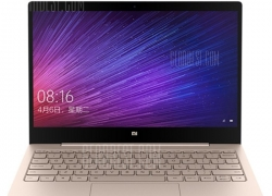 $729 with coupon for Xiaomi Air 12 Laptop  –  M3-7Y30 4GB + 256GB  GOLDEN from GearBest