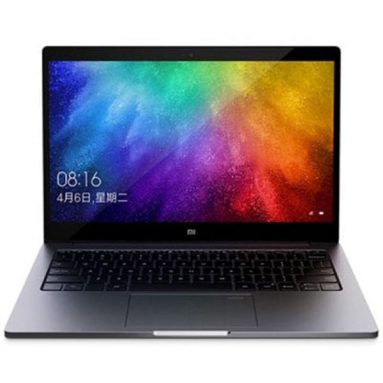 Xiaomi Air 734のクーポン付13.3 i7-8550U NVIDIA GeForce MX150 2GB 8GB DDR4 256GB BANGGOODの指紋認識ラップトップ